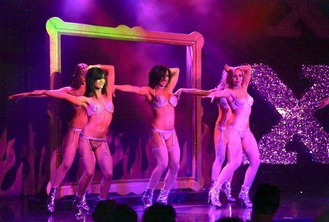 Chirp reccomend Adult topless las vegas shows