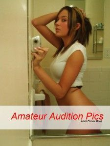 Amateur adult audition with