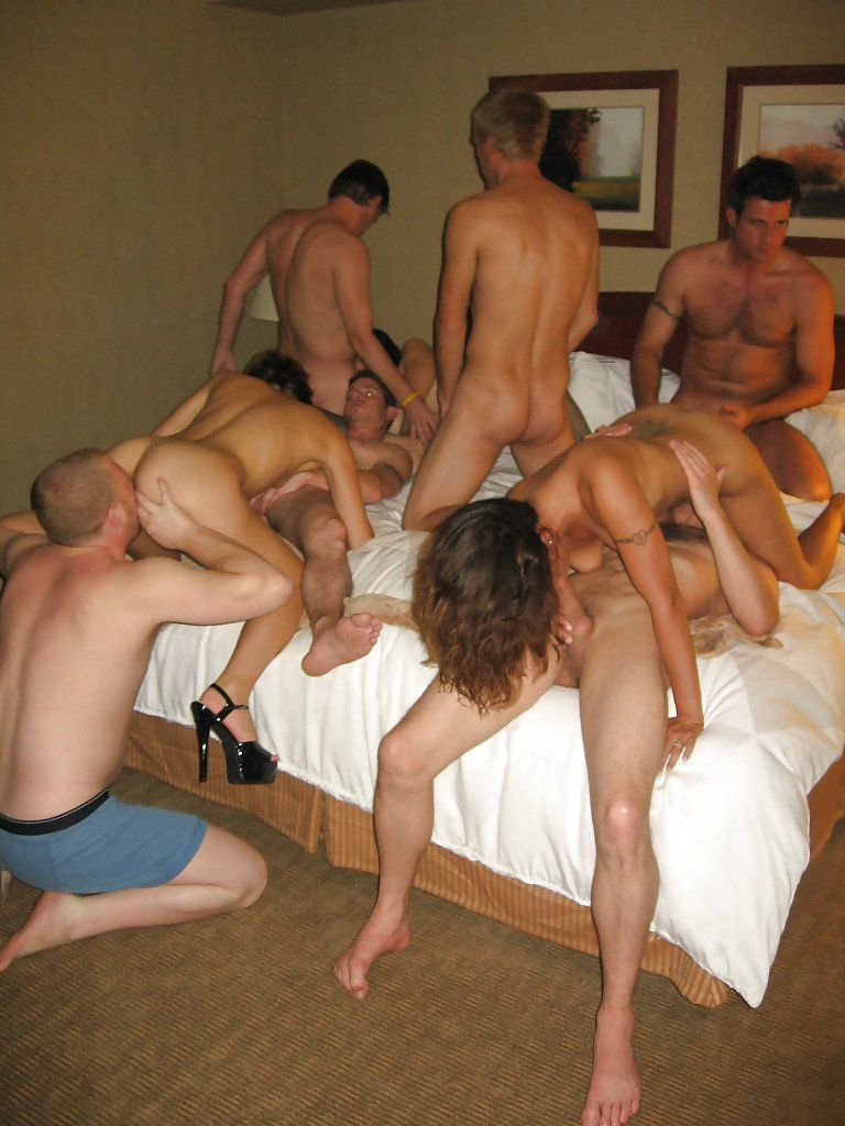 north Amateur carolina party swingers