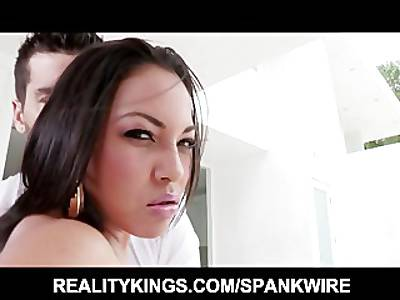 Asian on spankwire