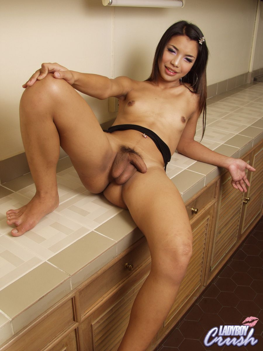 Asian tgirl