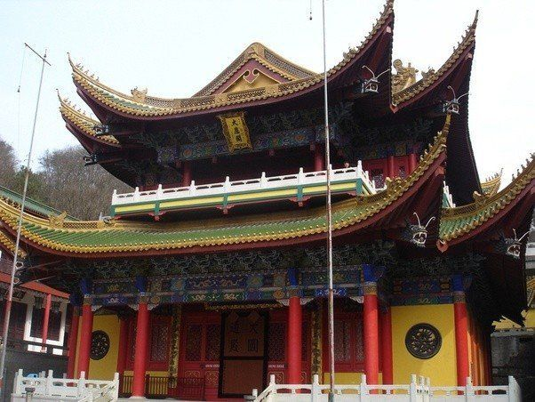 best of Monastery style architecture Asian