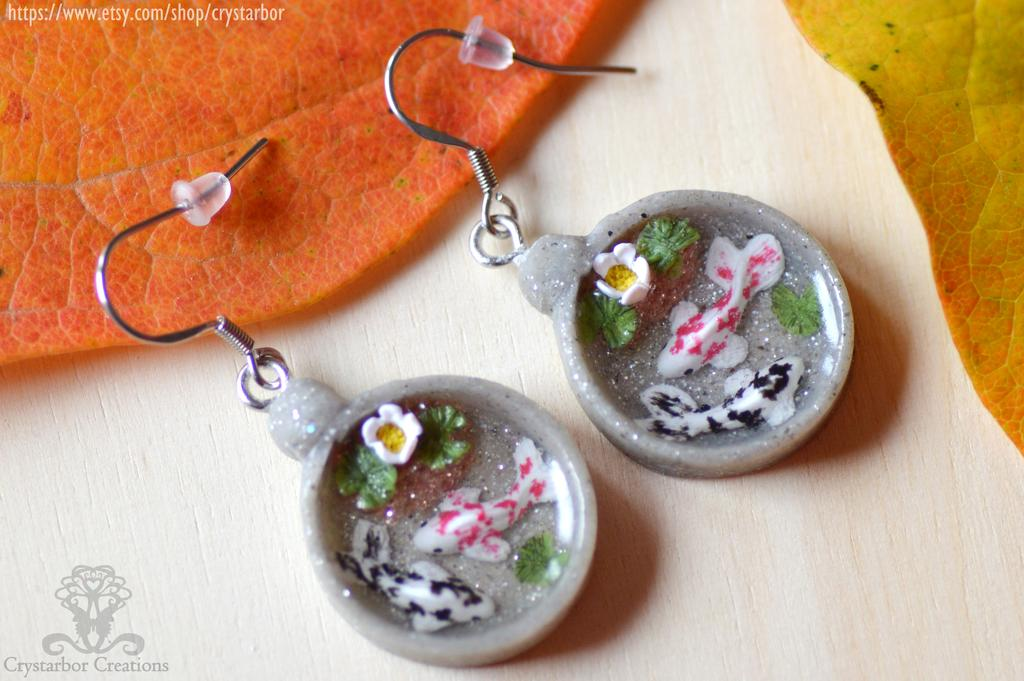 Hook reccomend Asian polymer clay jewelry