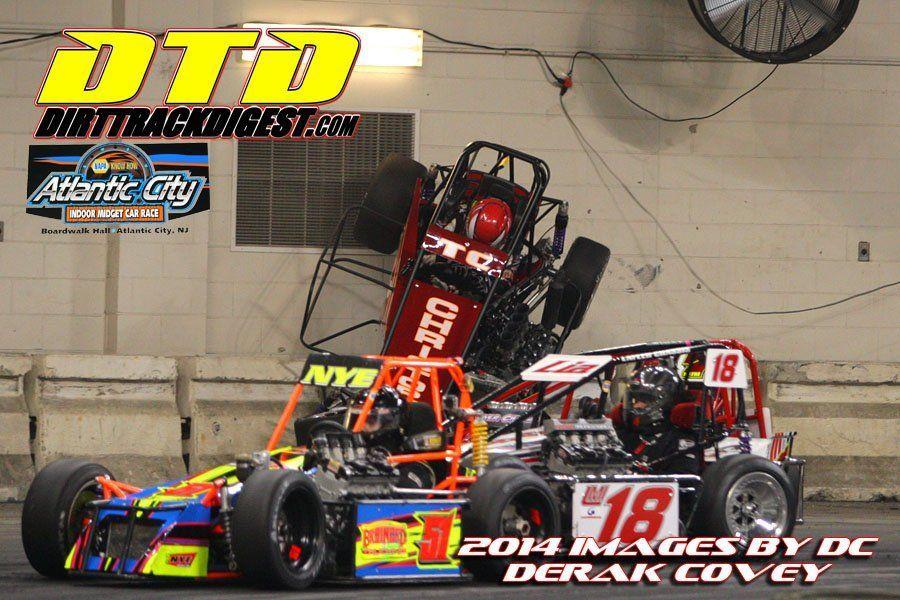 Atlantic city indoor midget car racing
