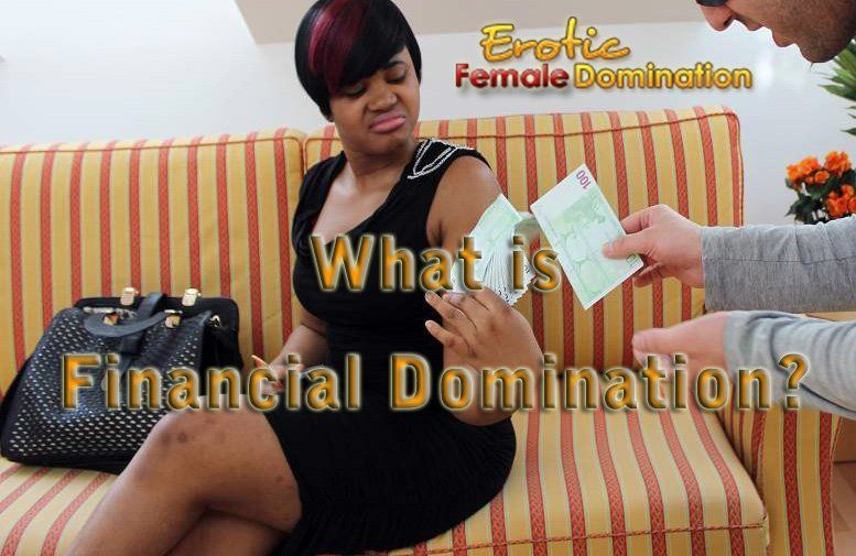 Ebony financial domination
