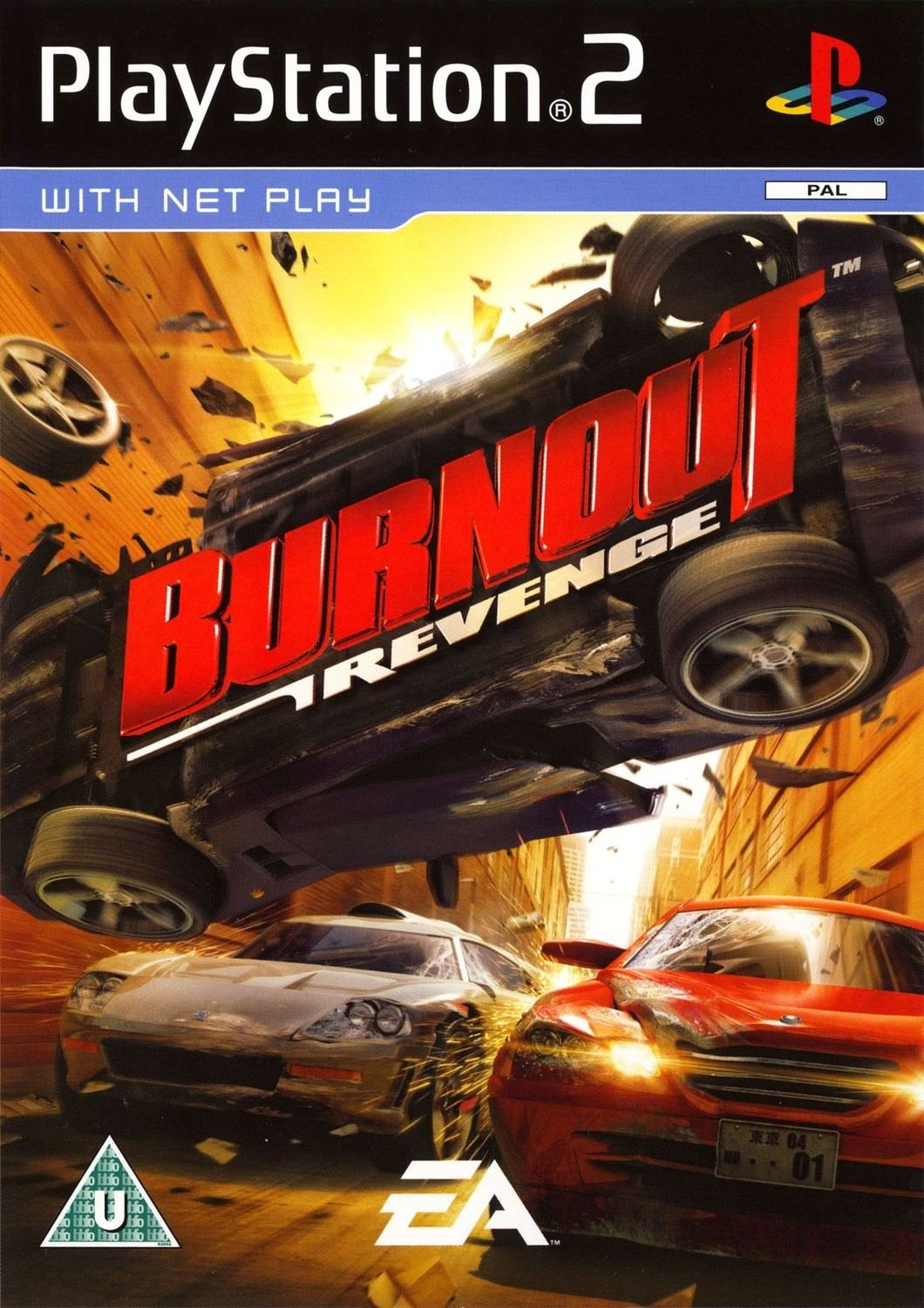 best of Domination for ps2 Burnout
