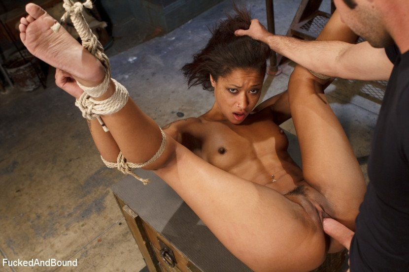 Teen ebony bdsm