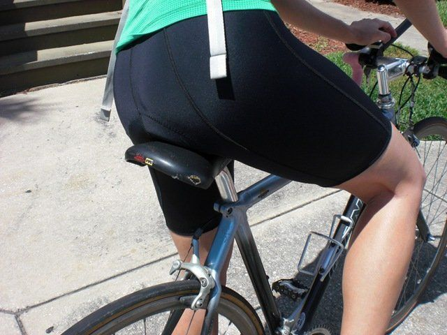 best of Anal Bicycle pressure riding
