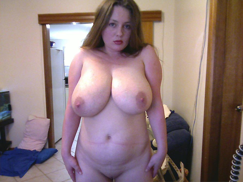 Chubby girlfriend huge tits tgp