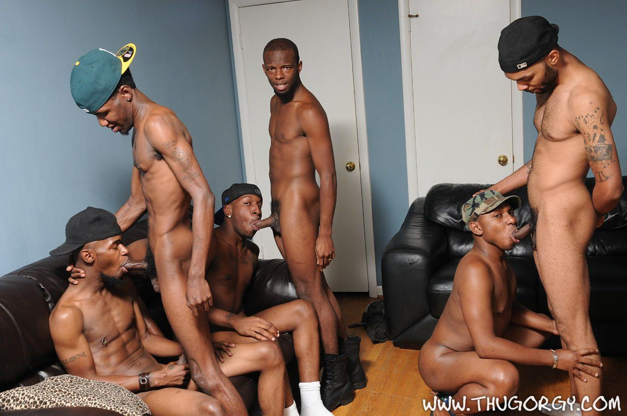 from Vihaan gay orgy male models