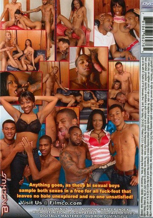 Black bisexual sex videos