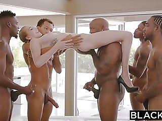 black gang sex