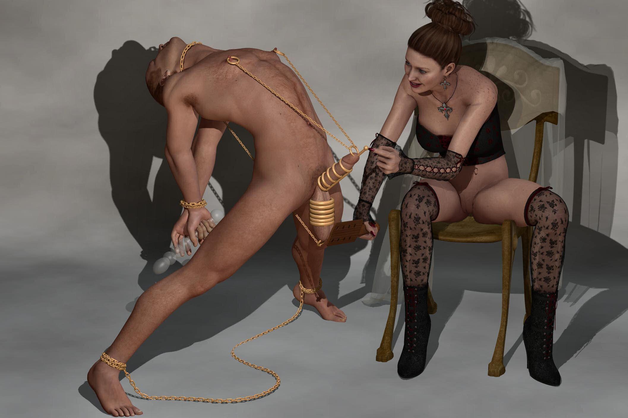 Body modification female domination