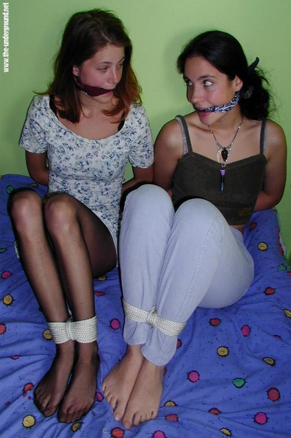 Updog reccomend Bound and cleave gagged barefoot xxx When A