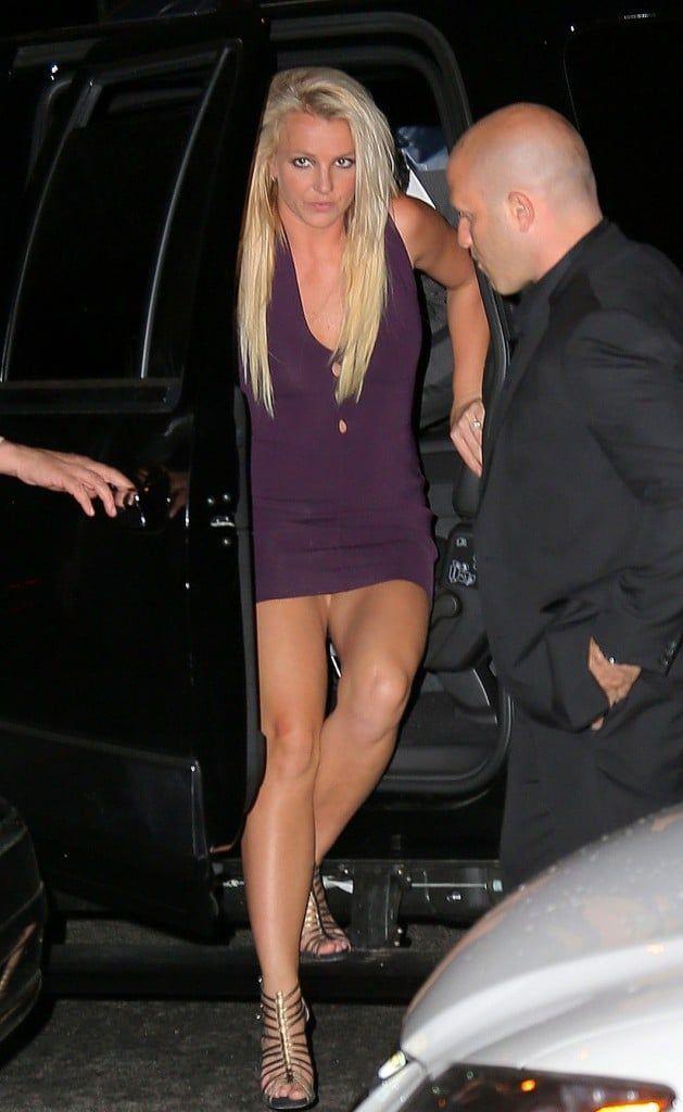Saber reccomend Britney naked spear vagina