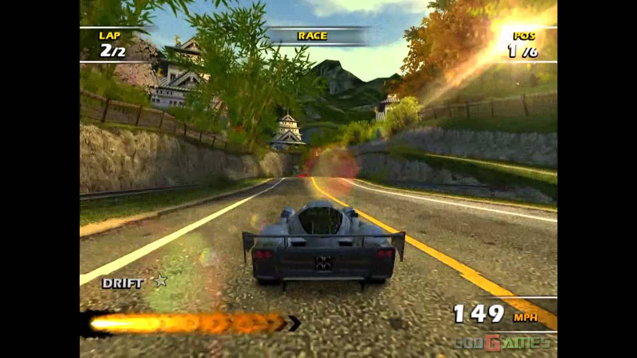 Banjo H. reccomend Burnout domination for ps2