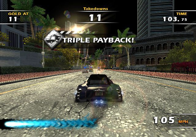 Road G. reccomend Burnout domination for ps2
