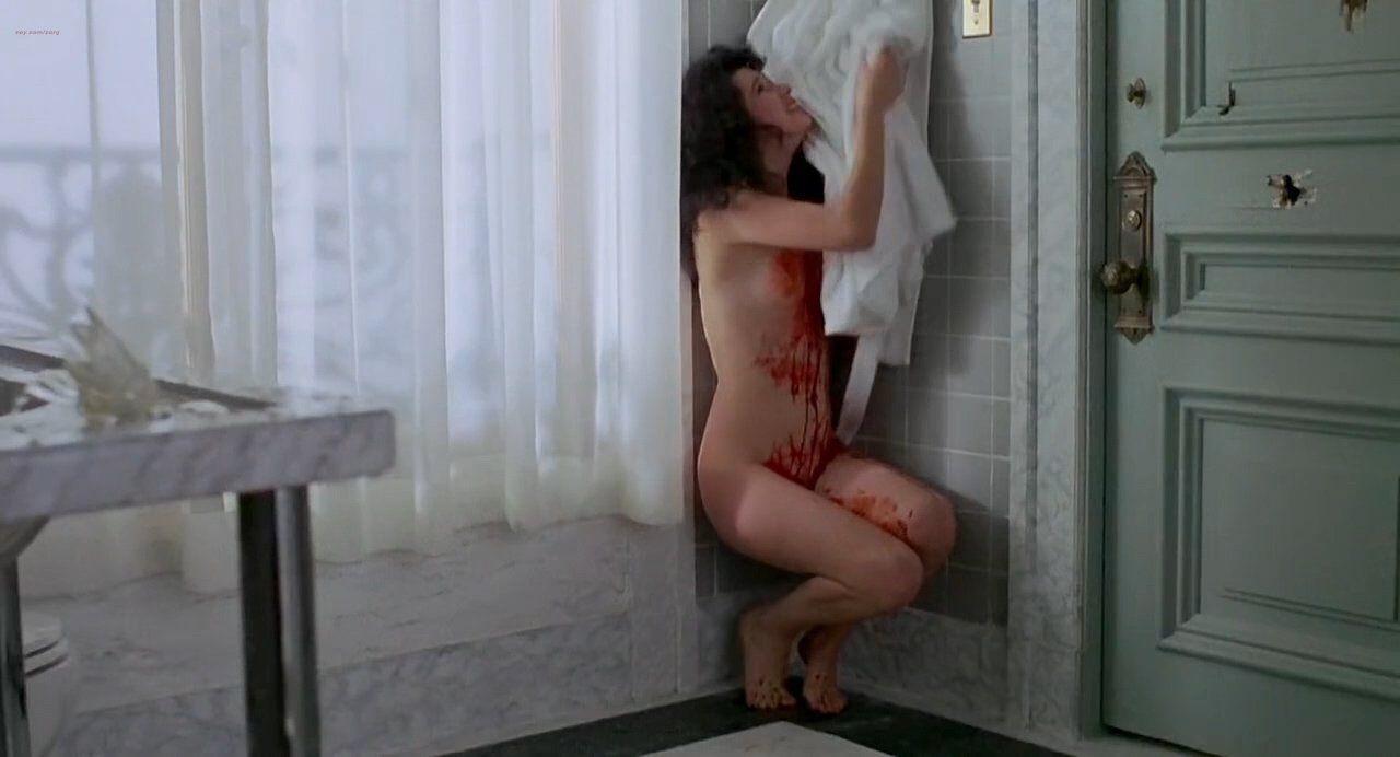 Holli shower nude photo cec