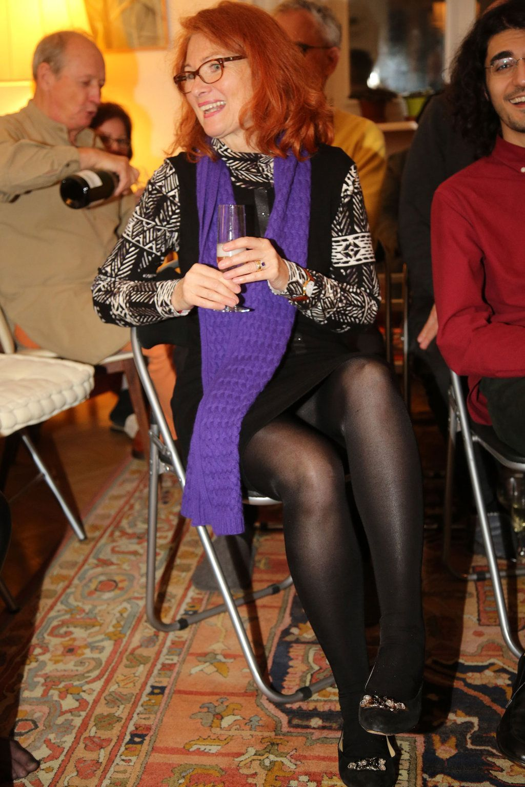 Will order Mature pantyhose upskirts have