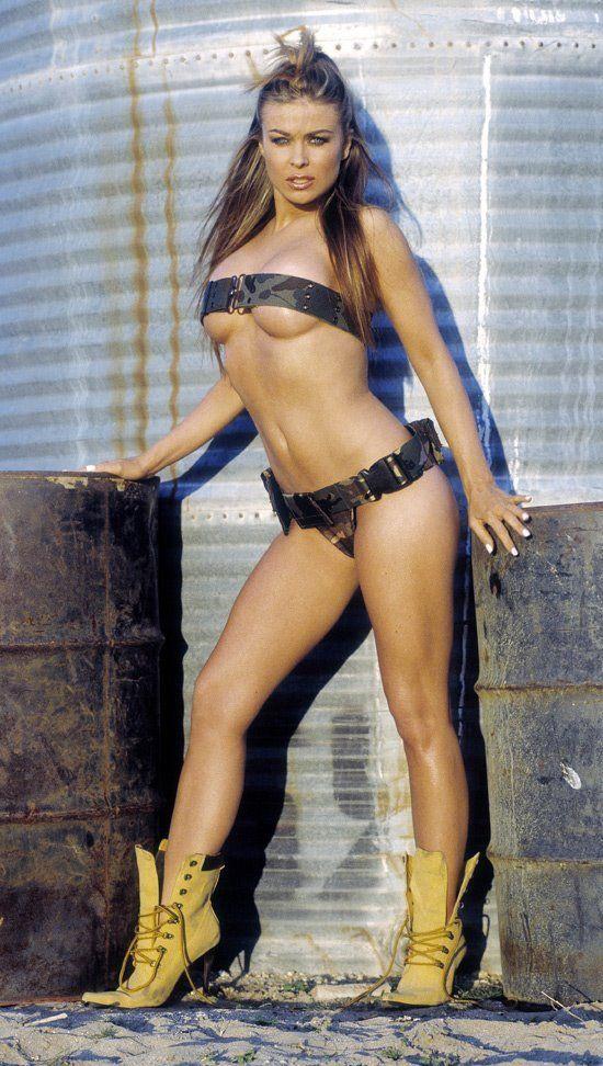 Carmen electra naked pussy vagina boobs