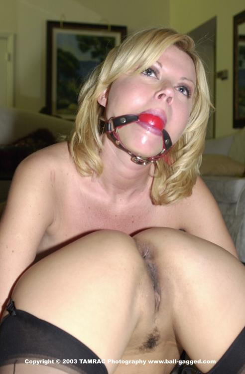 best of Ballgagged Model Monroe Carolyn