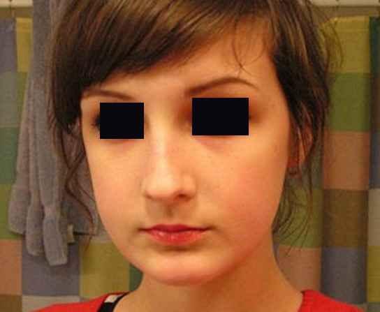 Abused amateur deepthroat