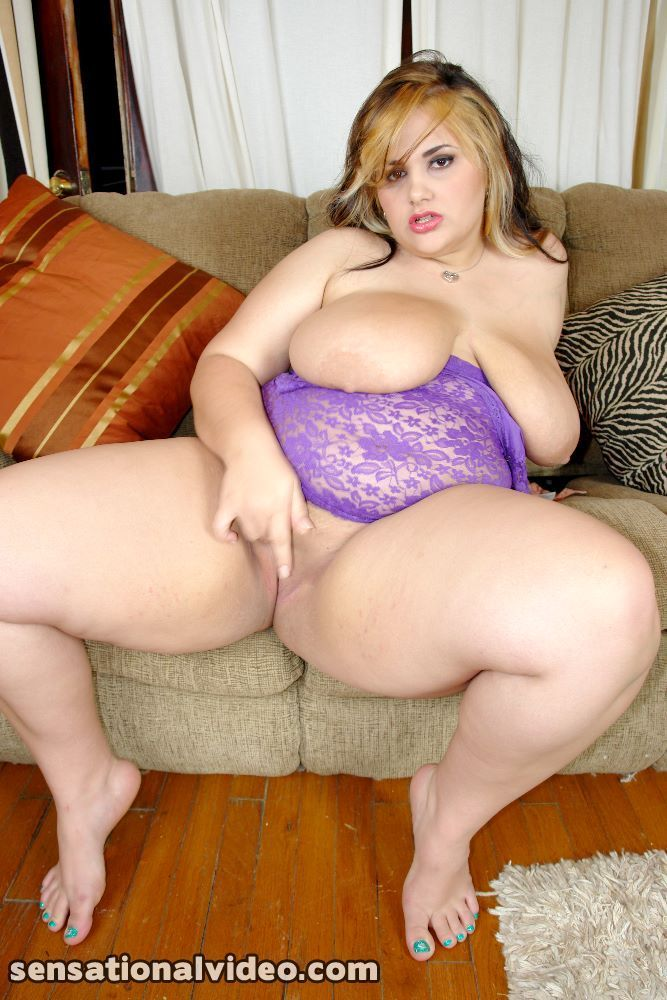 ELVA: Beautiful fat girl sex