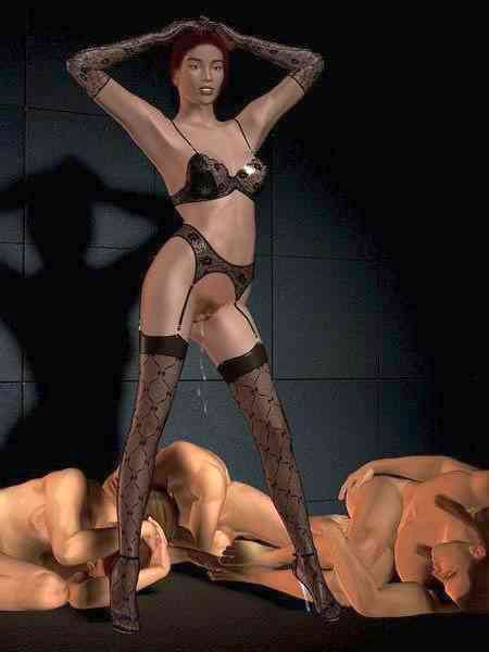 best of Femdom woman by Conquered a