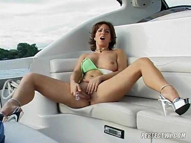 Girl public orgasm
