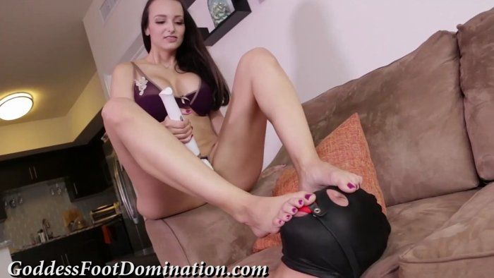 Goddess slave domination