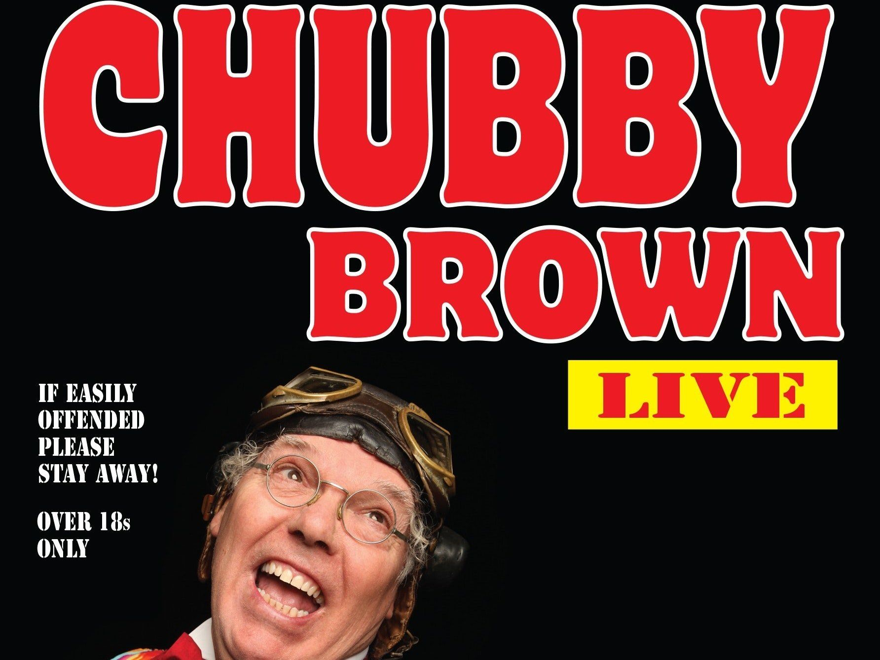 Roy chubby brown ive