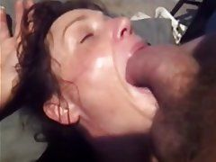 Brown haired hermaphrodite nude