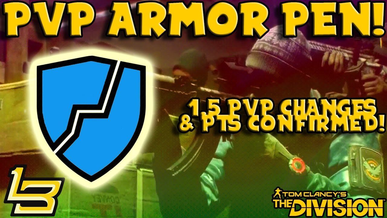 Armor penetration pvp