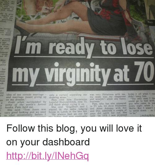 Paris reccomend Im ready to lose my virginity