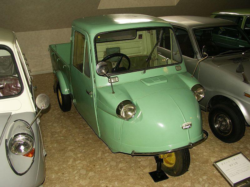 Daihatsu midget wheelbase