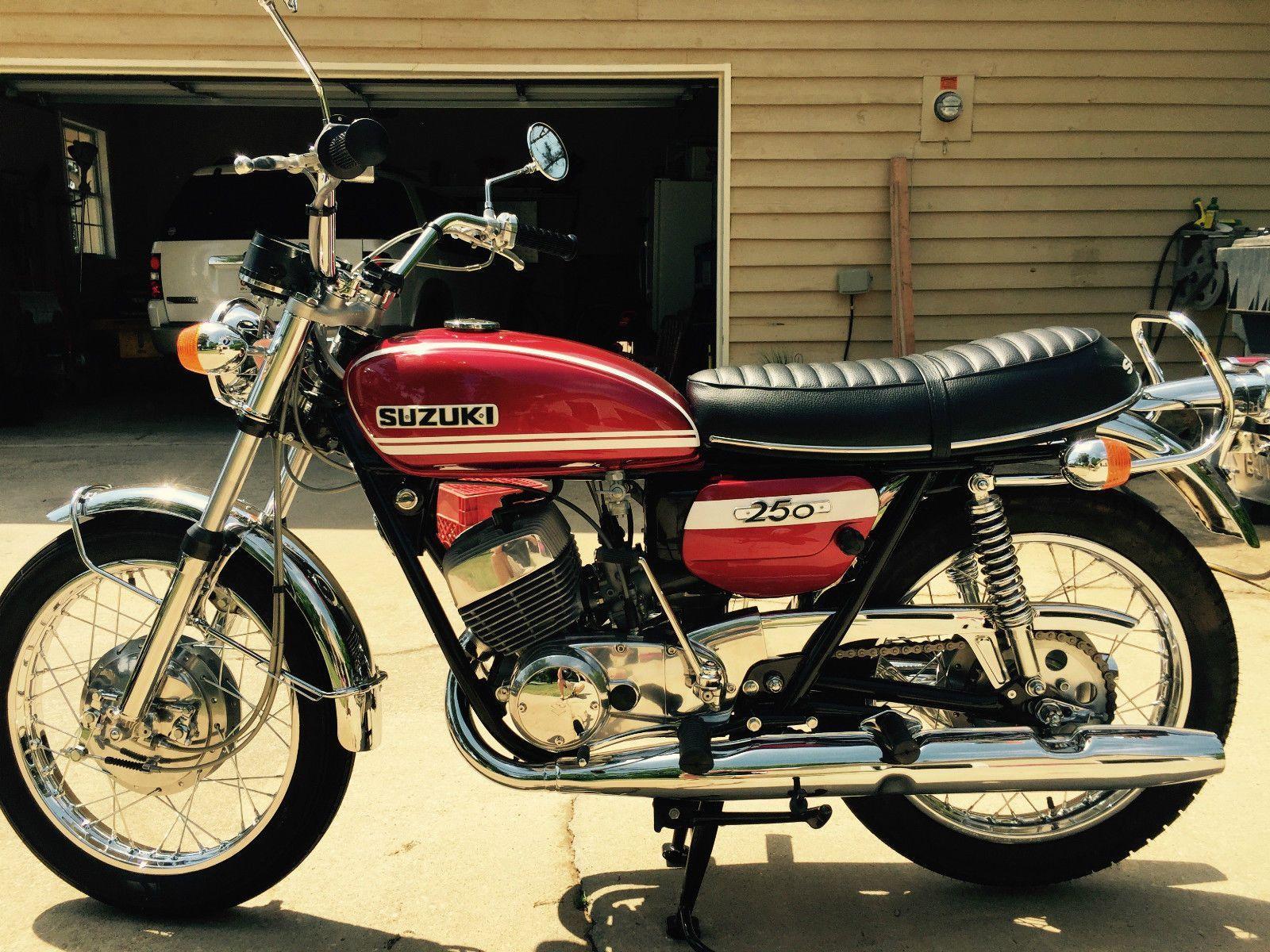 Side Z. reccomend 1972 suzuki t250 hustler