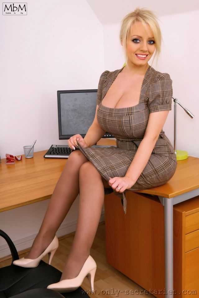 best of Office white in blouse Hot busty