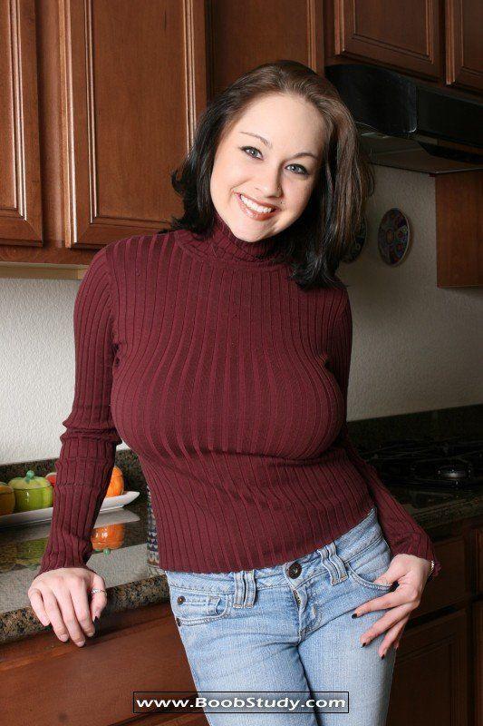 Girl in tight sweater getting fucked Free Sweater Porn Pornkai Com