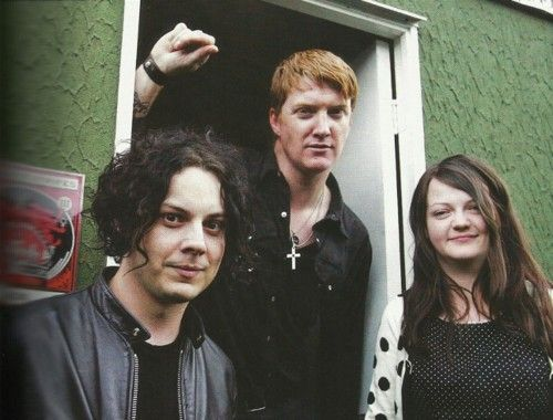 Canine reccomend Jack white and redheads