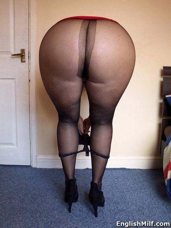 Big ass pantyhose