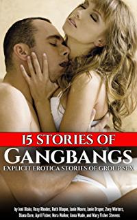 Erotic group stories