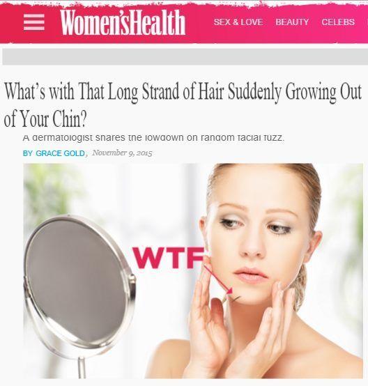 best of Facial hair menopause Excess