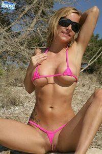 best of Brenda Bikini dare