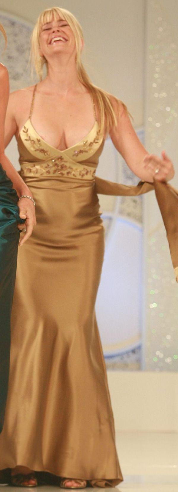 Nip slip wedding dresses topless