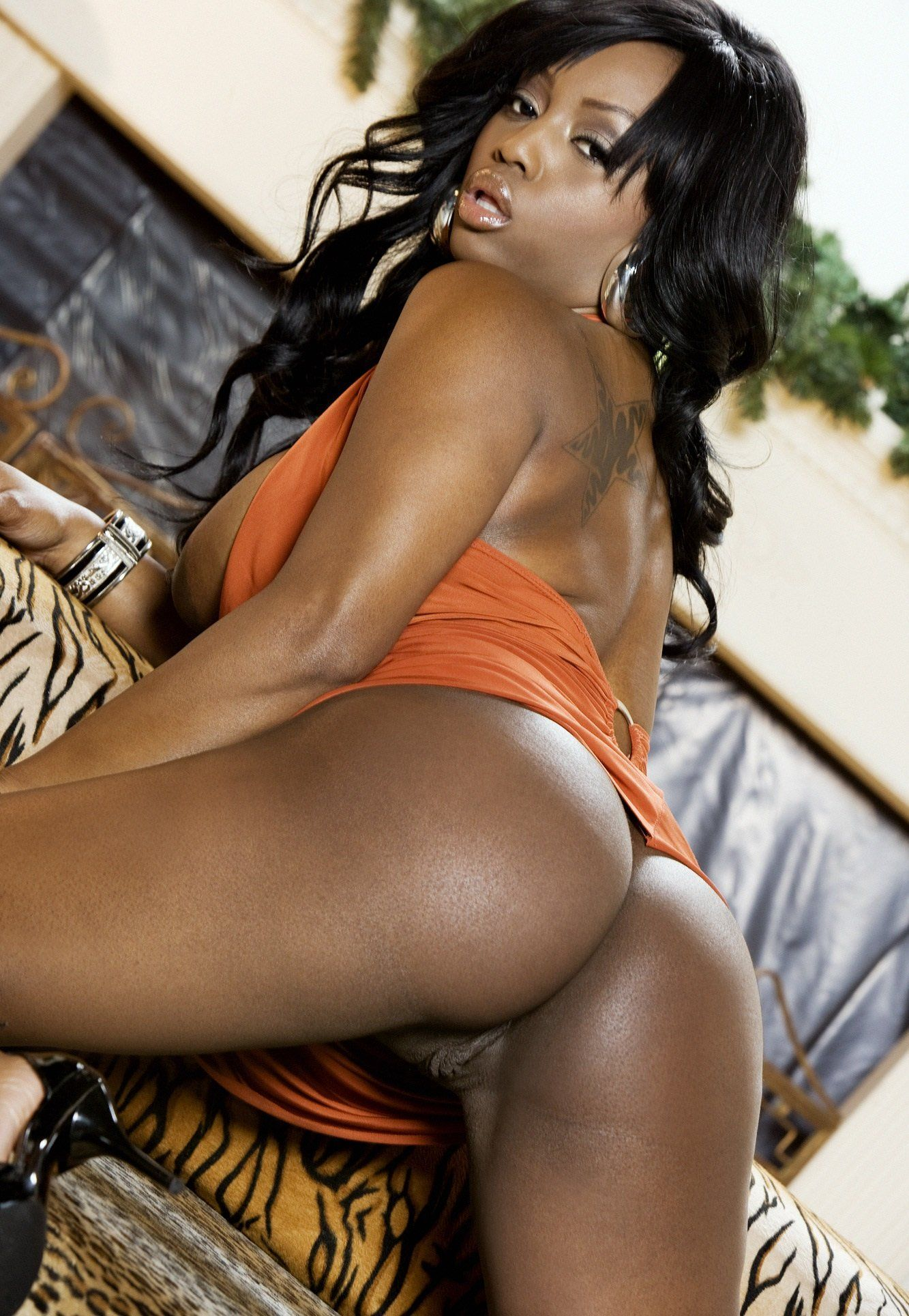 best of List pornstar Complete ebony