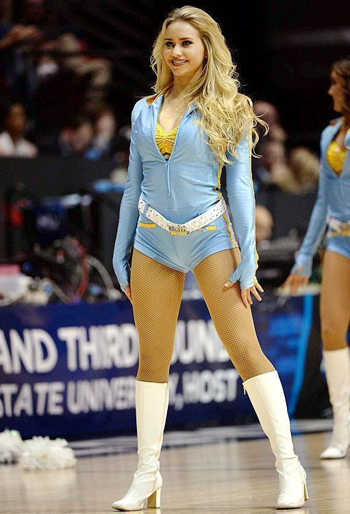 Upskirt ucla cheerleaders consider, that you