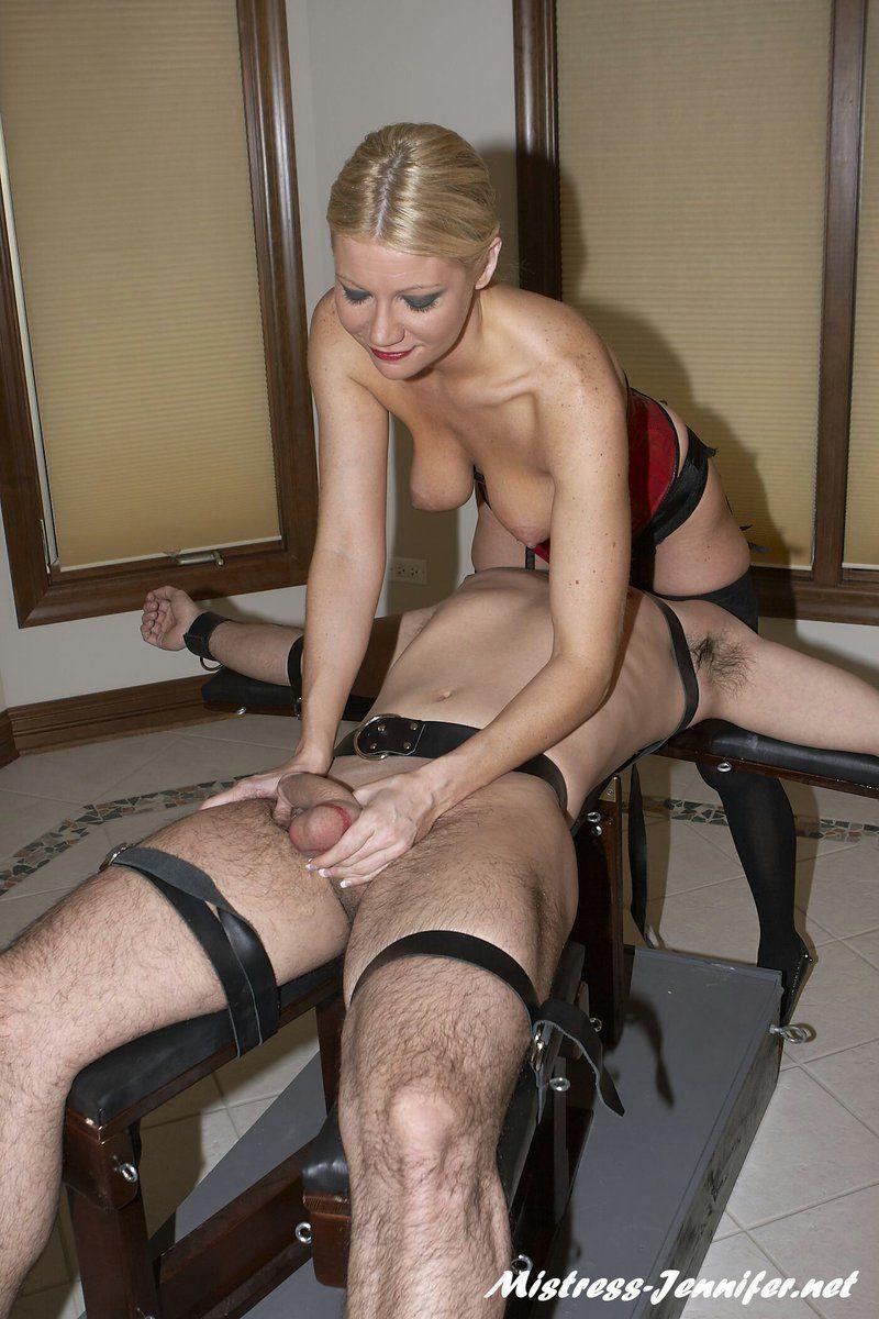 Cocks mistresses tying