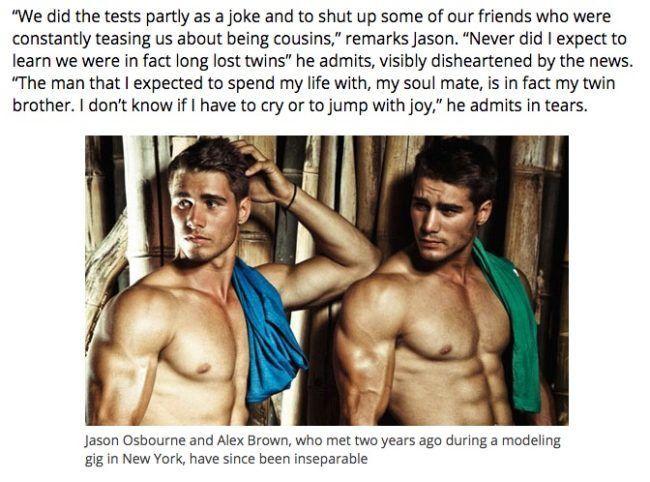 Free gay twins sex pics