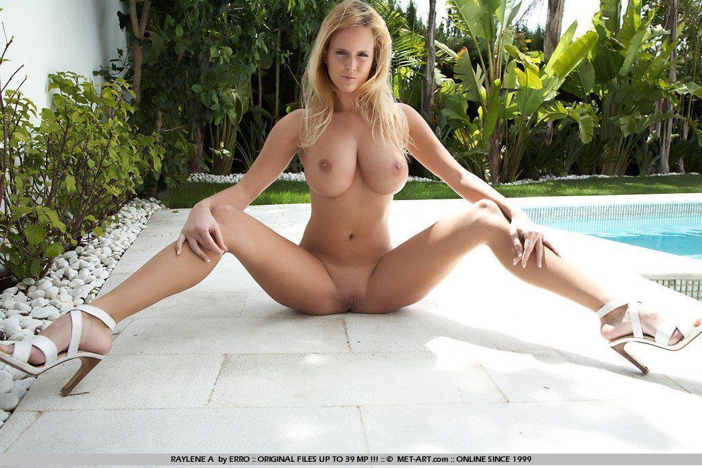 Big tits brunette anal