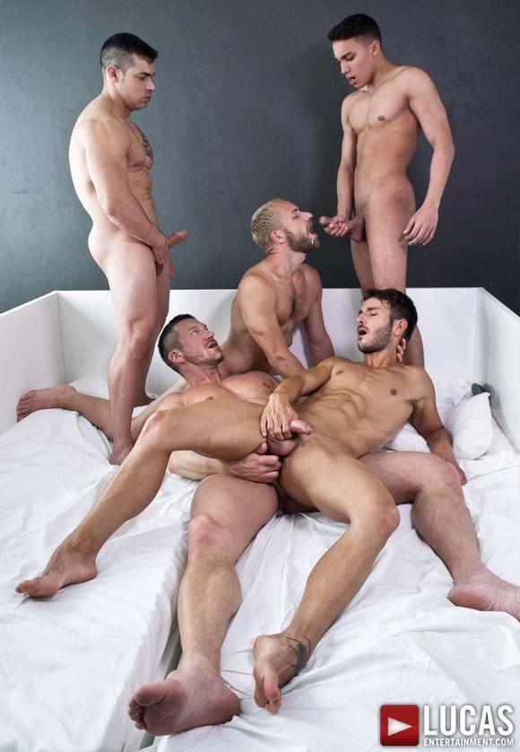 gay seniors sex orgy